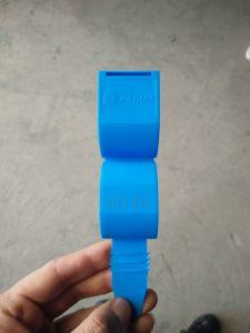 Contador de agua de plástico piezas de repuesto de la junta de bloqueo de seguridad