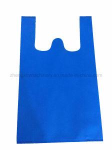 Professional não tecidos saco reutilizável tornando máquinas (ZXL-A700)