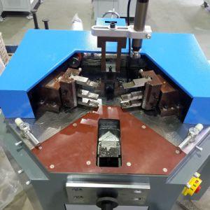 La machine de production de la fenêtre d'aluminium/ coin coin combinant la machine / faire de la machine