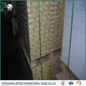 60 g/70GSM Woodfree papier offset non couché Impression Offset papier bond de papier pour imprimer les étudiants livre
