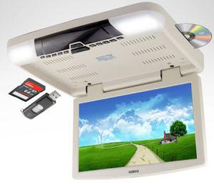 15.6inch 지붕 마운트 손가락으로 튀김 DVD MP5 LCD 모니터