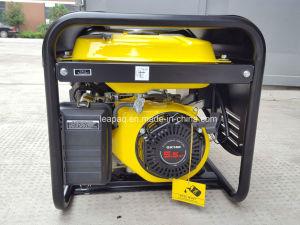 2.0kw 수동 시작 P 유형 휴대용 가솔린 발전기