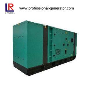 300квт 375ква звуконепроницаемых дизельного генератора