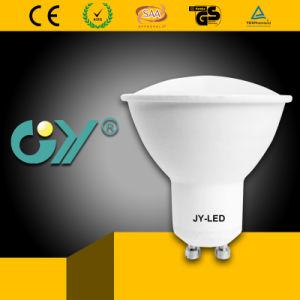 CER RoHS SAA anerkannte 4000k GU10 6W LED Birnen-Lampe