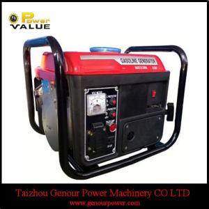 650W 500W Uso Domestico Generator Small Gasoline