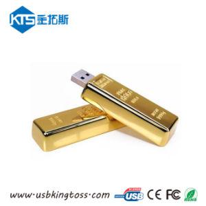 最もよい品質の陸軍少尉の階級章の金塊USBのメモリ棒