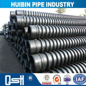 Tubo d'acciaio dell'HDPE con Dn 25mm e 1200mm