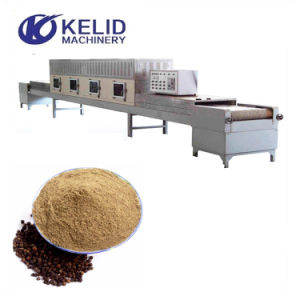Семена фенхеля микроволновой сушки обрабатывающего станка