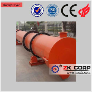 Venta caliente Arena Industrial Secador rotativo