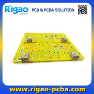 Eenvoudige Gele Elektronische Raad voor de Elektronika Van de consument