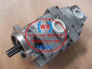 Fabricación~Rusia ~Komatsu WA600-3 originales piezas de repuesto Bomba de engranajes 705-56-47000.705-36-42340