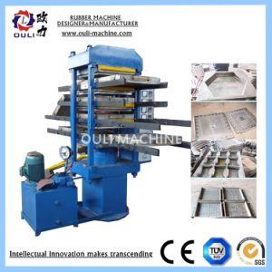 Stuoia di gomma della Cina fornita OEM producendo il fornitore della macchina