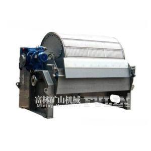 真空の回転式ドラムスクレーパーフィルター