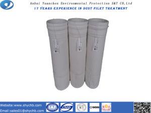 Sachet filtre non-tissé de collecteur de poussière de polyester pour l'usine d'énergie hydroélectrique