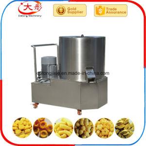 シャキッとしたチーズトウモロコシのパフの軽食機械か吹かれた軽食の生産ライン
