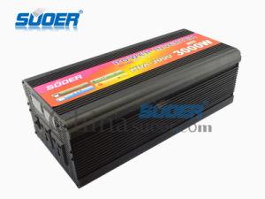 Suoer fuera de la red inversor 3000W 24V Inversor de potencia con el cargador (HDA-3000D)