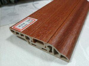 7cm Nail caché Floorng Profils PVC étanche plinthes