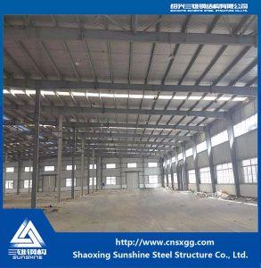 Estructura de acero de luz Taller de Construcción