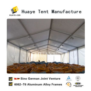 Grande depósito temporário de armazenamento de grande tenda para venda