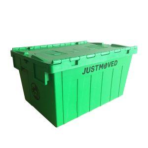 [بّ] بلاستيكيّة تحوّل يصنع صندوق شحن لأنّ مستودع [سبر برت] تخزين مع فرجارالتقسيم