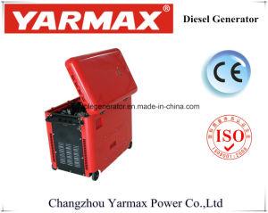 Beweglicher Dieselgenerator des generator-68dB