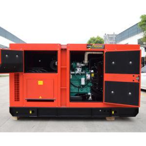 155kVA de potencia de primer tipo silencioso Generador Diesel con Ce ISO