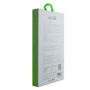 명확한 PVC 뚜껑을%s 가진 주문을 받아서 만들어진 거는 전자 MDF 수송용 포장 상자