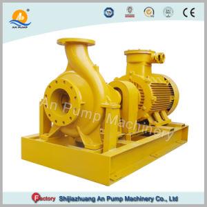 Une seule étape de la pompe à eau centrifuge horizontale