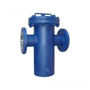 SS304 сетчатый фильтр корпуса фильтра бункера