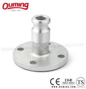 La F digita a flangia circolare l'accoppiamento del Camlock dell'acciaio inossidabile
