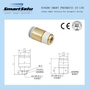 Kb2s de alta calidad de la serie rápida de neumático el tubo de conexión Accesorios