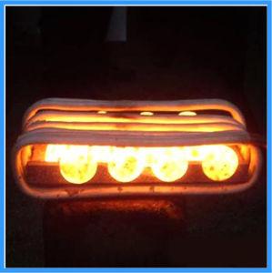誘導加熱のボルト(JL-60)のための熱い鍛造材機械