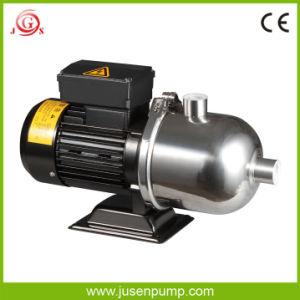 自己整える電気高圧水ポンプ