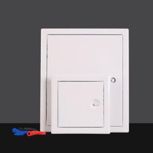 Paneles metálicos de acero galvanizado/Paneles de pared de la puerta de acceso AP7010