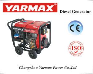 Yarmax 경제적인 열려있는 유형 디젤 엔진 발전기 고작 가격