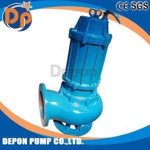 Flange de qe o aço inoxidável da bomba de esgoto submersível de Ferro Fundido