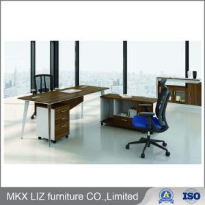 Diseño moderno, Director Ejecutivo de escritorio con el marco de metal (CM74).