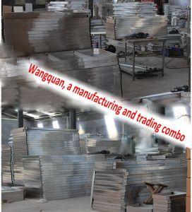 ステンレス鋼の台所台所用品の取り外し可能な木の上の仕事台