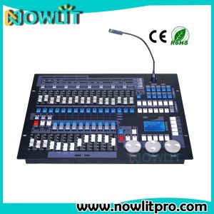 同価の段階のための国際規格DMX512のコンピュータのコントローラはコンソールDJ 512 DMXのコントローラ装置のディスコをつける