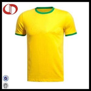 最新のフットボールのワイシャツのサッカーのジャージーデザインフットボールジャージー