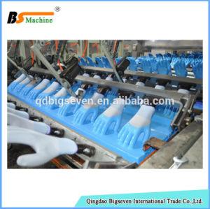 Linea di produzione ad alto rendimento dei guanti che tuffa macchina