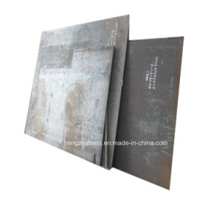 Venda quente Cortena laminadas a quente/B UM424 Chapa de aço resistente às condições climatéricas