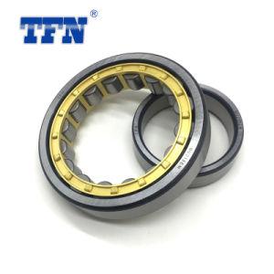 Forte charge simple rangée de la cage en laiton NU213em roulement à rouleaux cylindriques