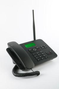 4G de Desktop Fwp bevestigde Draadloze Telefoon met Functie WiFi