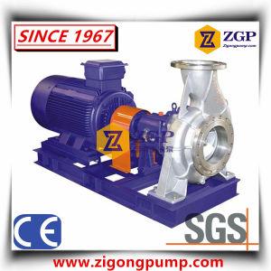 La Chine seule étape seule aspiration pompe centrifuge de cantilever chimique