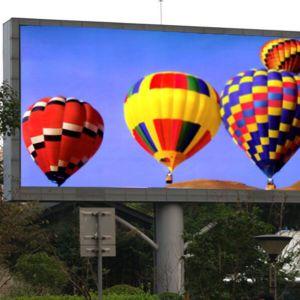 P10 du panneau Affichage LED de plein air