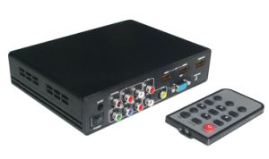 Tous à convertisseur HDMI (AV+YPbPr+VGA+de+USB Audio HDMI, YL392)