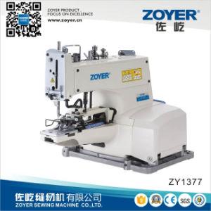 Zoyer Juki Hight Velocidade Botão Anexar Máquinas de Costura Industrial (ZY1377)