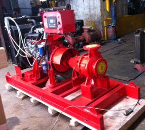 Automatisches Dieselfeuer-Kampf-Pumpen-Set