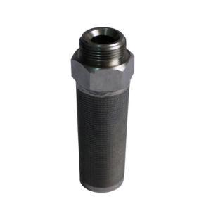 En acier inoxydable de l'élément de filtre à huile haute pression